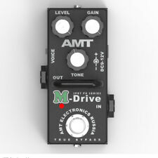 AMT Electronics M-Drive MINI (MD-2) – JFET distortion pedal - emulates Marshall
