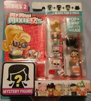 Mattel My Mini MixieQs 4 Pk Beach Fun w/ Mystery Figure series 2 Easter basket