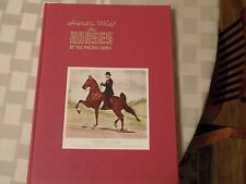 Vintage Here's Who in Horses of the Pacific Coast Vol. 6 1949 Rare !!