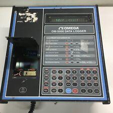 Omega Om-5000 Programmable Data Logger Model: Om5140