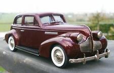 La buick collection (brooklin models) 1939 buick century 2 door touring sedan
