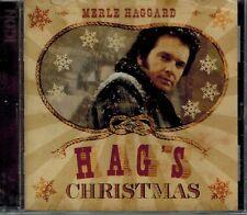 MERLE HAGGARD - HAG'S CHRISTMAS - NEW SEALED CD