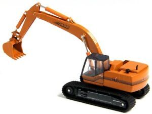 HO - CASE 1488 Plus Tracked Excavator  by Herpa, NIFB, Item #HRP-006485 A