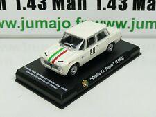 IT86N Voiture 1/43 Hachette ALFA ROMEO collection : Giulia TI Super 1963