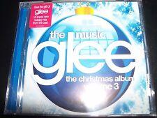 GLEE CAST Glee: The Music - The Christmas Album Volume 3  (Australia) CD - NEW