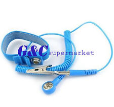 10pcs Anti Static ESD Wrist Strap Discharge Band Grounding Prevent Static Shock