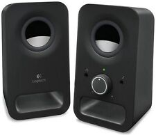 Logitech Z150 Multimedia Speakers (Midnight Black) - UK