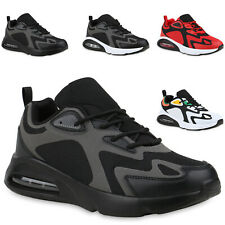 Herren Sportschuhe Laufschuhe Fitness Sneaker Bunte Schnürer 833186 Trendy Neu