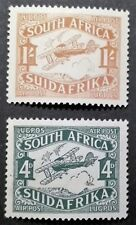 SOUTH AFRICA STAMPS MLH - Airmail - Airplanes, 1929, *