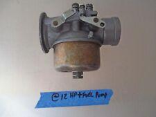 Small Engine Fuel Pump Carburetor 12HP?, Briggs? - UNUSED #2