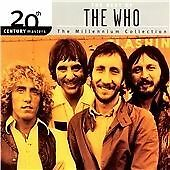 The Who: The Best Of The Who: 20TH CENTURY MASTERS THE MILLENIUM COLLECTION - CD