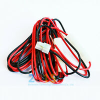 OEM KCT-23 Power Cable For KENWOOD TK6110 TK7302 TK8302 TK7360 TK8360 Radio