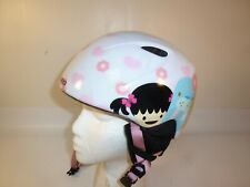 Giro Slingshot Youth White Ski Snowboard Helmet Adjustable - Size M / L