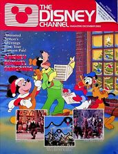 Vintage 1983 December The Disney Channel Magazine Babes in Toyland D13A0875