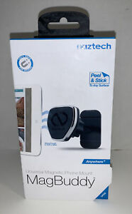 NEW Naztech MagBuddy Anywhere Car Mount/Magnetic Universal Mount for any phone