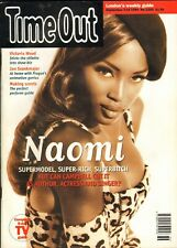 Time Out Magazine No 1255 1994 Sep 7-14 Naomi Campbell Jan Svankmajer Victoria