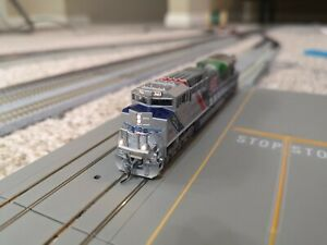 Kato n scale SD70ace The Spirit 1943 with TCS DCC