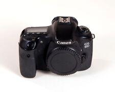 Cámara SLR Canon EOS 60D Digital cuerpo solamente-no-piezas de repuesto o reparación solamente en funcionamiento