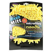 Kent Car Care - 2 in 1 Wash Mitt, Microfibre Noodle Tech