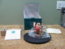 "Walt Disney Classic Collection Doc ""Cheerful Leader"" MIB w/COA ,USC#37"