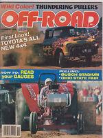 NOV 1983 OFF ROAD vintage truck magazine