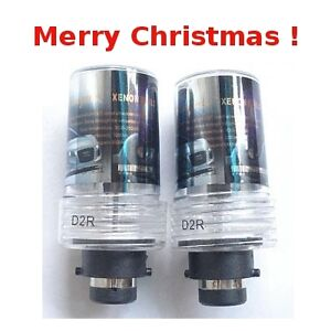 CHRISTMAS GIFT for HIM Renault Laguna 2001-04 HID Xenon 2 Bulbs Set D2R 6000K 6K