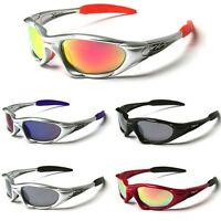 X-Loop Wrap Around Baseball Cycling Ski Running Biker Super Sport Men Sunglasses