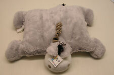 New Pet Pillow Cozy Donkey Clever Coby stuffed animal pillow