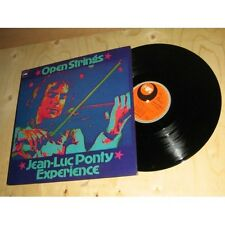 JEAN-LUC PONTY EXPERIENCE open strings JOACHIM KÜHN &.. JAZZ ROCK MPS Lp 1971