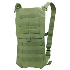 NEW Condor HCB3-001 MOLLE Oasis Hydration Carrier Pack w/ 2.5L Bladder OD Green