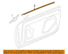 MERCEDES OEM 17-18 C300 Door-Belt Molding Left 2057202514