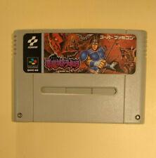Akumajo Dracula / Super Castlevania IV (Nintendo Super Famicom SNES SFC, 1991)