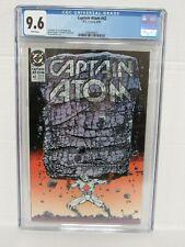 Captain Atom #42 (1990) Key 1st Appearance Death in DCU DC Comics CGC 9.6 O113