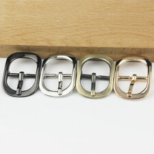 """Metal Tri Glide Belt Buckle Middle Center Bar Single Pin for Leather Craft 3/4"""""""