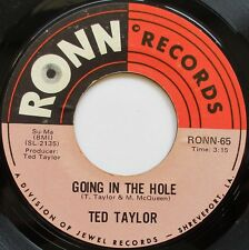 NORTHERN SOUL 45 TED TAYLOR ON RONN - IN D VERSAND KOSTENLOS AB 5 45S!