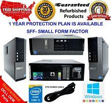 DELL OPTIPLEX 7010 SFF I5-3570 3.4GHZ 1TB HD 16GB RAM WIN10 1 YEAR WARRANTY