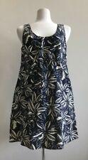 NWT Patagonia Women's Limited Edition Pataloha Tropical Navy Dress
