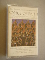 The Ralph Carmicheal Orchestra - Songs Of Faith Tape Cassette