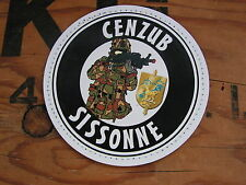 SNAKE PATCH PVC - CENZUB Sissonne - Armée de terre FELIN FORAD combat MINIMI