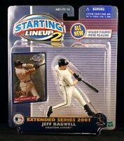 Jeff Bagwell Houston Astros MLB Starting Lineup 2 action figure NIB Hasbro NIP