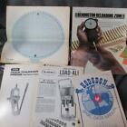 Hodgdon Basic Data Manual, Lee Load All, Large Pad Field Artillery Targets, etc