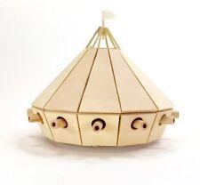 """Tanque de Leonardo da Vinci: construcción de automóvil blindado """"de madera Modelo Kit De Edad"""