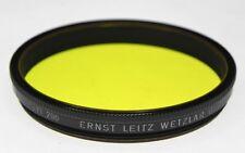 Leica POOBV Yellow G1 Filter for 20cm Telyt & 9cm f2 Soozi,9cm f2.2 Thambar  #1