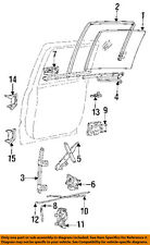 GM OEM-Power Window Motor Left 22155409