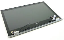 "NEW 11.6"" SVP112 COMPLETE TOP HALF SCREEN ASSEMBLY LCD FOR SONY VAIO V260"