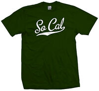 So Cal Script & Tail T-Shirt - California Republic Sports - All Sizes & Colors