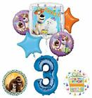 Mayflower Products Secret Life of Pets Party Supplies 3rd Birthday Balloon