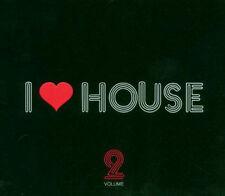 I Love House = tiga/Basoski/AXWELL/Antoine/ATB/à don/Milk... = 2cd = groovesdeluxe!