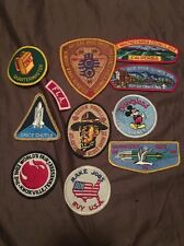Boy Scout - Baden Powell Patch Council Patches And More Lot Of 11