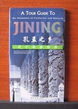 A Tour Guide To Jining: Confucius Mencius - China - Tourism Tourist